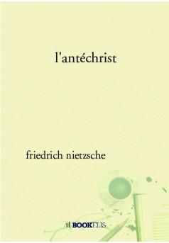 l'antéchrist - Couverture de livre auto édité