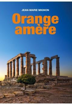 Orange amère - Couverture Ebook auto édité