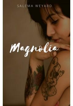 Magnolia - Couverture Ebook auto édité