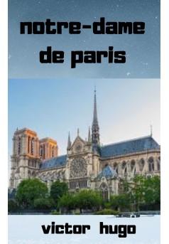 notre-dame de paris - Couverture Ebook auto édité