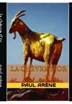 la chèvre d'or - Couverture de livre auto édité