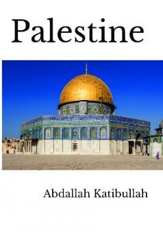 Palestine - Couverture de livre auto édité