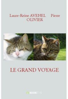 LE GRAND VOYAGE - Couverture de livre auto édité