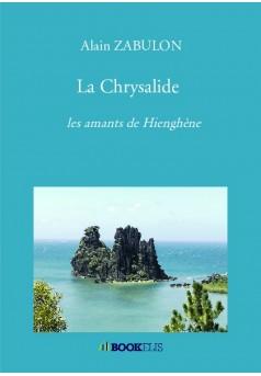 La Chrysalide - Couverture de livre auto édité