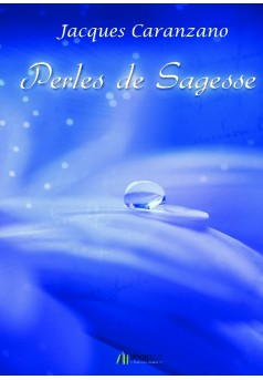 PERLES DE SAGESSE - Couverture de livre auto édité