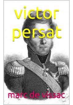 victor persat - Couverture de livre auto édité