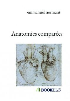 Anatomies Comparees  - Couverture de livre auto édité