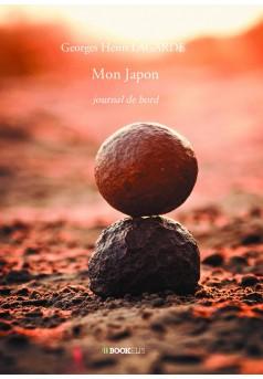 Mon Japon - Couverture de livre auto édité