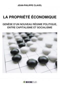 LA PROPRIETE ECONOMIQUE - Couverture Ebook auto édité