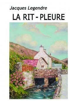 la RIT - PLEURE - Couverture de livre auto édité