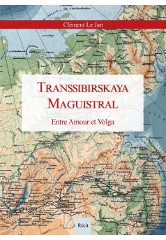 Transsibirskaya Maguistral - Couverture Ebook auto édité