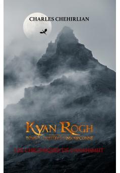 Kyan Rogh - Couverture Ebook auto édité