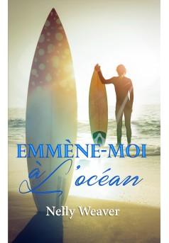 Emmène-moi à l'océan - Couverture Ebook auto édité