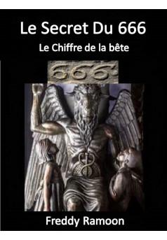 Le Secret Du 666 - Couverture Ebook auto édité
