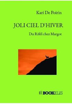 JOLI CIEL D'HIVER - Couverture de livre auto édité
