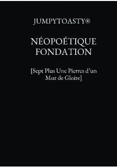 NÉOPOÉTIQUE FONDATION - Couverture de livre auto édité