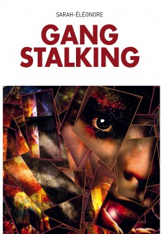 Gang Stalking (version anglaise) - Couverture Ebook auto édité