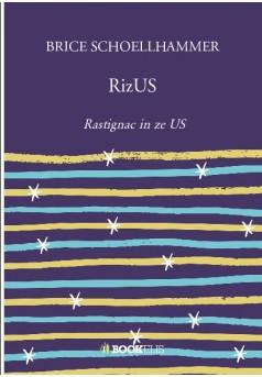 RizUS - Couverture de livre auto édité