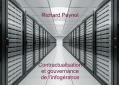 Contractualisation et gouvernance  de l'infogérance - Couverture Ebook auto édité