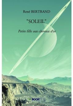 """""""SOLEIL"""" - Couverture de livre auto édité"""
