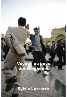Voyage au pays des Ouïghours - Couverture Ebook auto édité
