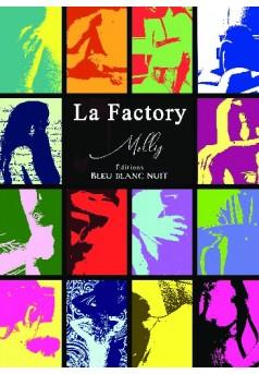 La Factory - Couverture de livre auto édité