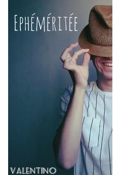 Ephéméritée - Couverture Ebook auto édité