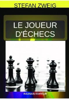 Le Joueur d'échecs - Couverture de livre auto édité