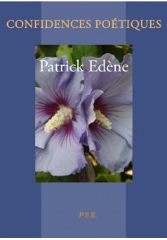 Confidences poétiques - Couverture Ebook auto édité