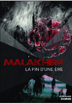 MALAKHEN - Couverture de livre auto édité