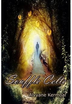 Souffle celte - Couverture Ebook auto édité