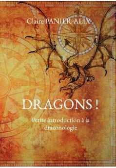 Dragons ! - Couverture de livre auto édité