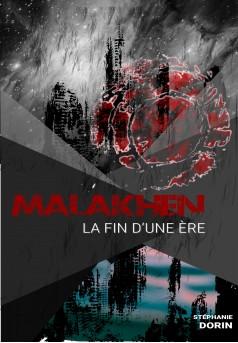 MALAKHEN - Couverture Ebook auto édité