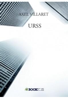 URSS - Couverture de livre auto édité