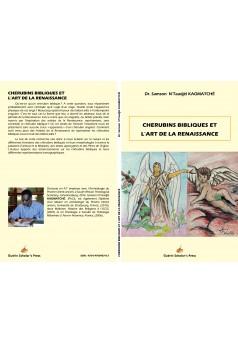 Chérubins bibliques et l'Art de la Renaissance - Couverture Ebook auto édité