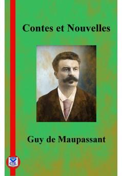 Contes et Nouvelles - Couverture Ebook auto édité