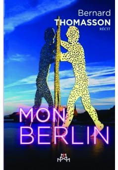 MON BERLIN - Couverture de livre auto édité