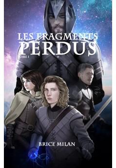 Les Fragments Perdus - Couverture Ebook auto édité