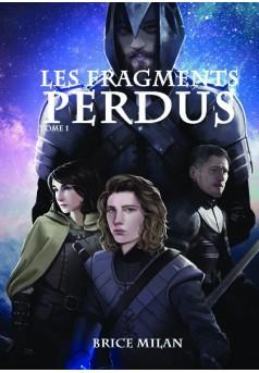 Les Fragments Perdus - Couverture de livre auto édité
