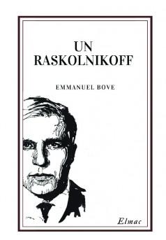 Un Raskolnikoff - Couverture de livre auto édité