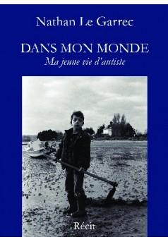 DANS MON MONDE - Couverture de livre auto édité