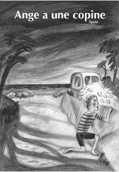 Ange a une copine - Couverture de livre auto édité