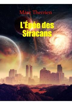L'Épée des Siracans - Couverture Ebook auto édité