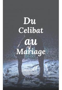 Du célibat au Mariage - Couverture Ebook auto édité