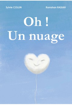 Oh ! Un nuage - Couverture Ebook auto édité