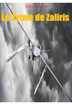 Le Crime de Zaliris - Couverture Ebook auto édité