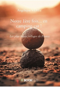 Notre 1ère fois... en camping-car ! - Couverture Ebook auto édité