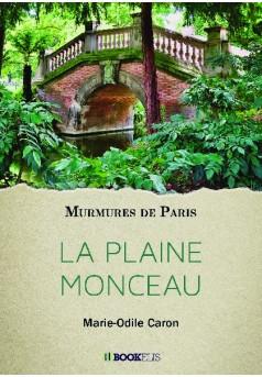 LA PLAINE MONCEAU - Couverture de livre auto édité