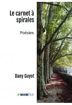 Le carnet à spirales - Couverture de livre auto édité