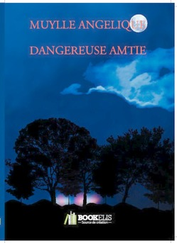 DANGEREUSE AMTIE - Couverture de livre auto édité
